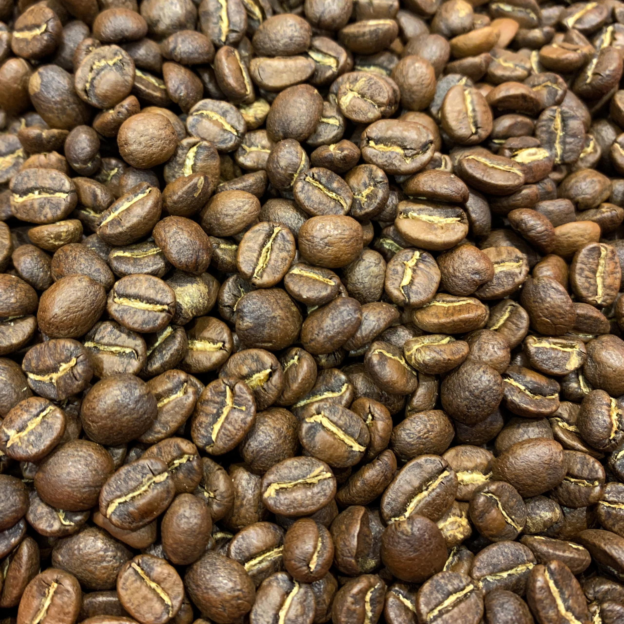 Grains de café origine Guatemala