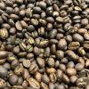Grains de café torréfiés origine Rwanda